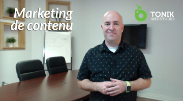 Parlons Marketing de contenu